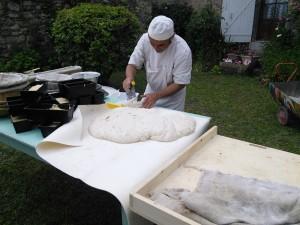 Fête du pain, Gourgé (3)